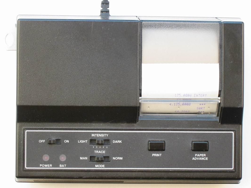 Hewlett Packard HP-41C/CV/CX/CL
